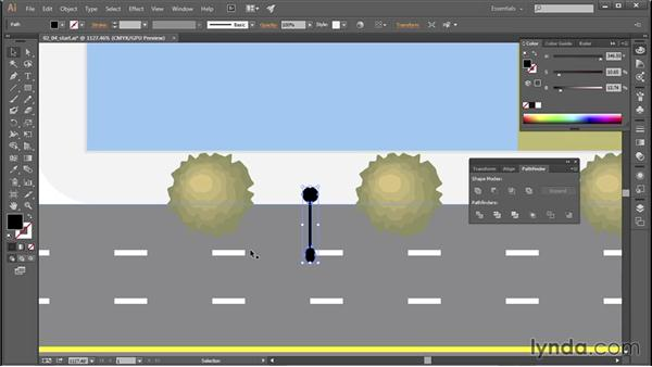 Adding lighting to streetlight symbols: Creating Cityscapes in 3ds Max