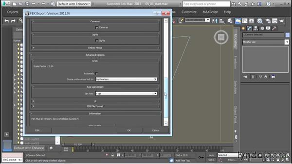 Exporting layer markers for compositing: Creating Cityscapes in 3ds Max