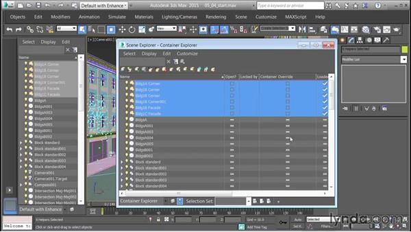 Implementation case study: Digital backlot crane shot: Creating Cityscapes in 3ds Max