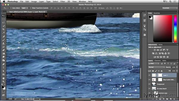 Adding the finishing touches on the passage: Bert Monroy: Dreamscapes - Mystical Passage