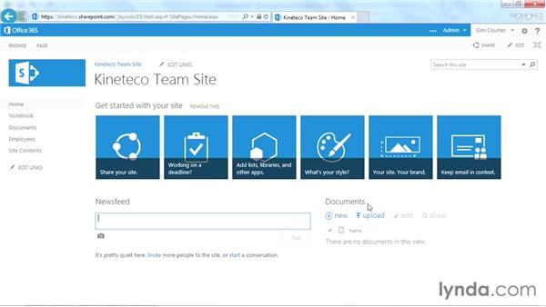 Exploring a SharePoint site: SharePoint Designer 2013: Branding SharePoint Sites