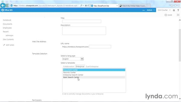 Creating a new site: SharePoint Designer 2013: Branding SharePoint Sites