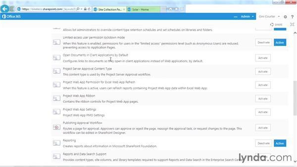 Enabling publishing on a site: SharePoint Designer 2013: Branding SharePoint Sites