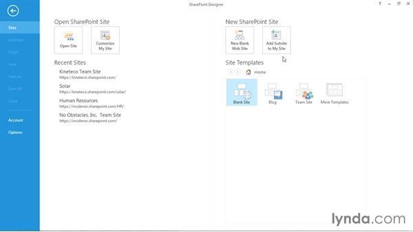 Installing SharePoint Designer: SharePoint Designer 2013: Branding SharePoint Sites