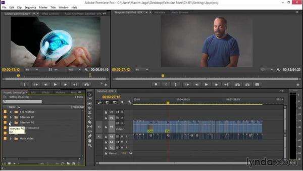 Establishing the starting point: EPK Editing Workflows 02: Creative Editing and Fine-Tuning