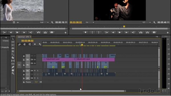 What you can do without picture lock: EPK Editing Workflows 02: Creative Editing and Fine-Tuning