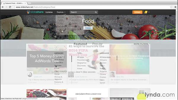 What is SlideShare?: Up and Running with Slideshare