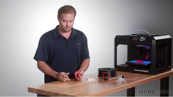 Using an FDM-style 3D printer: Rapid Prototyping for Product Design