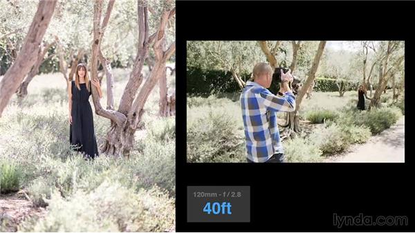 Depth of Field: Distance from Subject: Finding the Perfect Portrait Lens