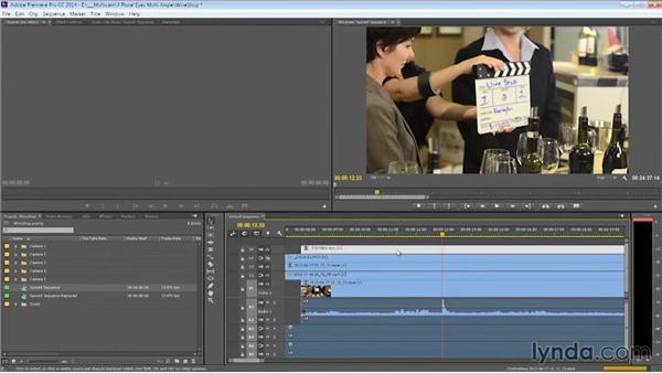 Exporting to Premiere Pro: Premiere Pro Guru: Multi-Camera Video Editing