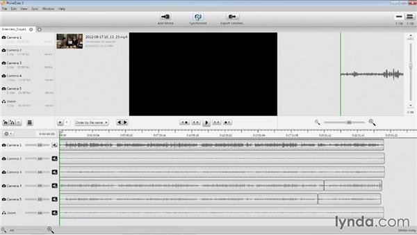 Wrapping up: Premiere Pro Guru: Multi-Camera Video Editing