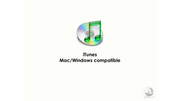 Mac/Windows iPod differences: iTunes 5 and 6 + iPod Essential Training