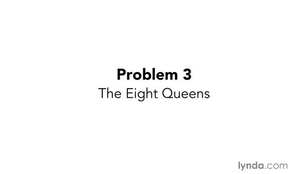 Eight Queens problem: Code Clinic: Ruby