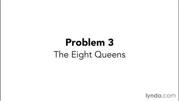 Eight queens: Code Clinic: Java