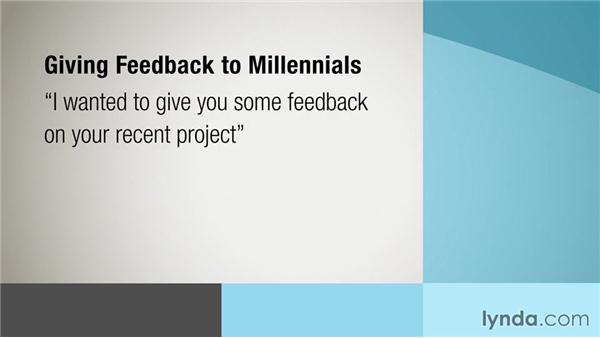 Giving feedback: Managing Multiple Generations