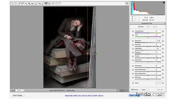 Starting off with Camera Raw: Creative Blurring with Photoshop
