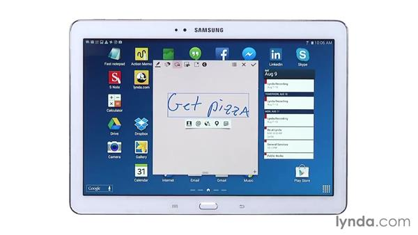 Welcome: Samsung Galaxy Note Tips and Tricks