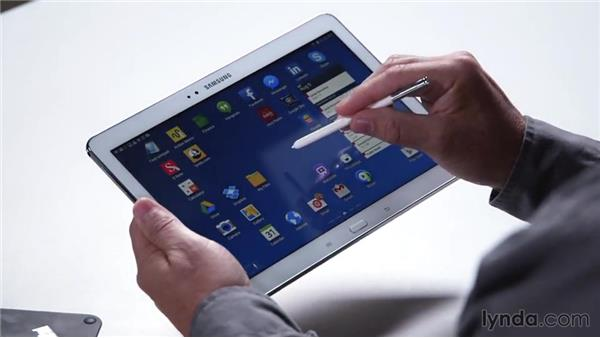 Introducing the S Pen: Samsung Galaxy Note Tips and Tricks