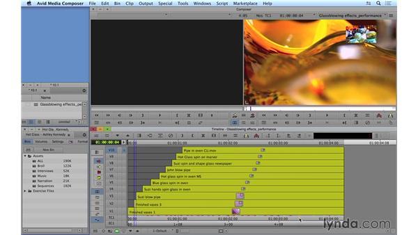 Understanding system performance: Avid Media Composer 8 Essential Training