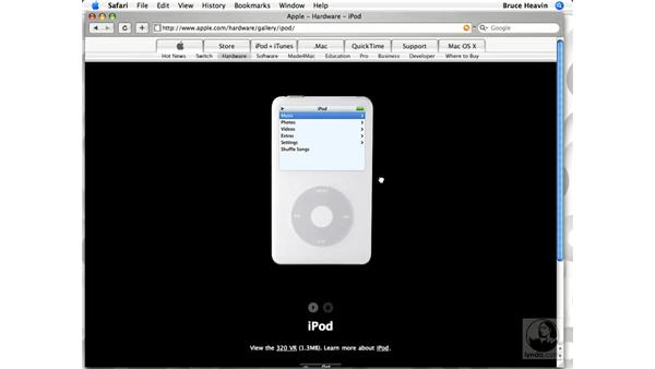 Introduction to the cover: iTunes 5 and 6 + iPod Essential Training