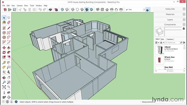 Welcome: SketchUp for Interior Design