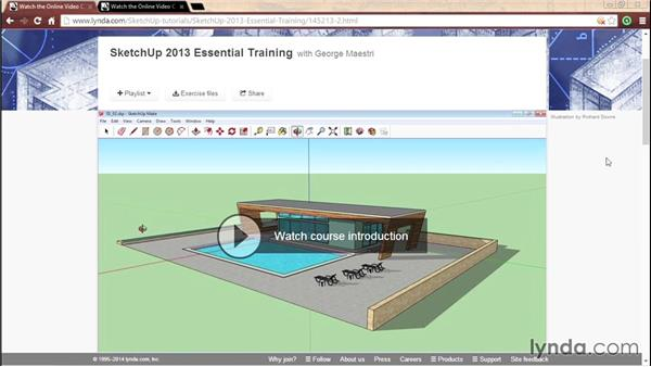 What you should know before watching this course: SketchUp for Interior Design
