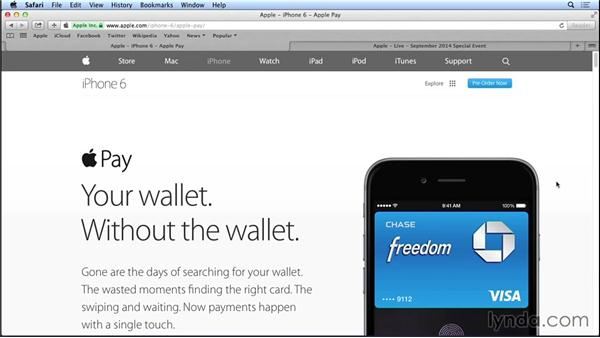 Understanding Apple Pay: iOS 8 New Features