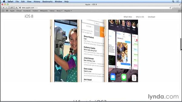 Goodbye: iOS 8 New Features