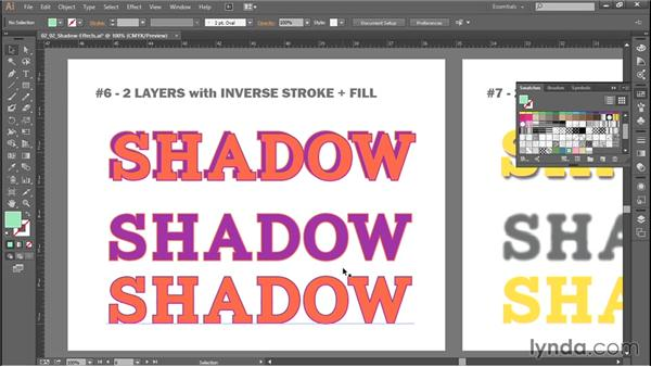 Adding killer shadow effects: Productivity Tips for Web Designers