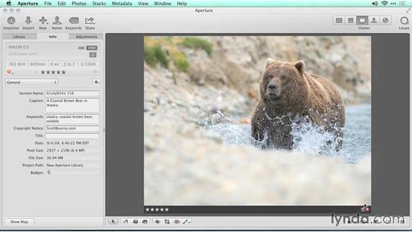 What will travel: Migrating from Aperture to Lightroom