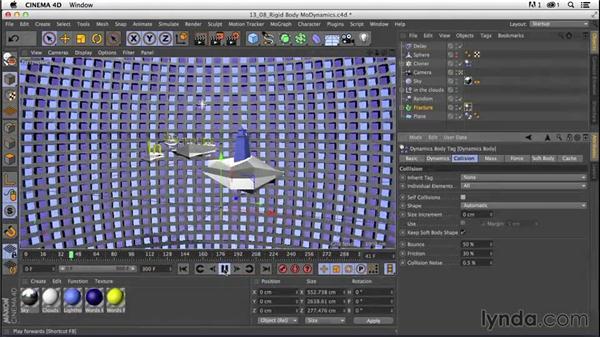 Understanding the CINEMA 4D workflow: CINEMA 4D R16 Essential Training