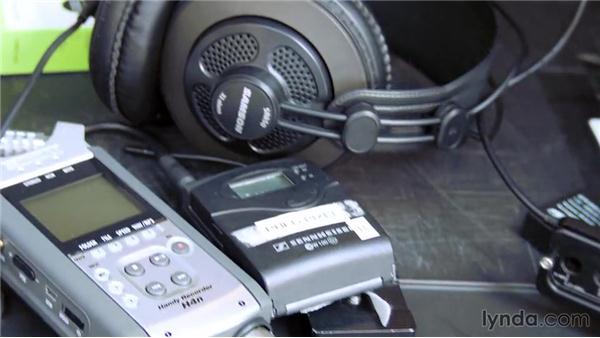 Professional headphones: Video Gear Weekly