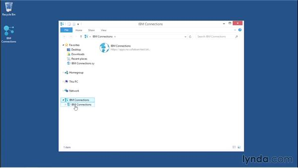 Installing and using the My File Sync plugin: Up and Running with IBM Connections