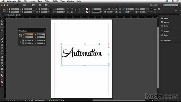 Automating your InDesign workflow: Creative Quick Tips