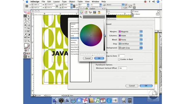 Guide preferences: InDesign CS2 Beyond the Basics