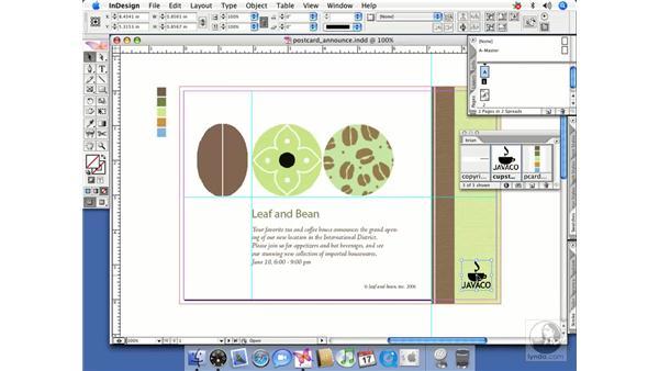 Libraries: InDesign CS2 Beyond the Basics