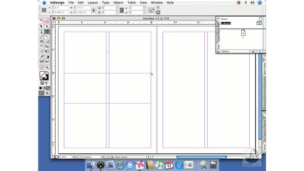 Autoflow of text and master pages: InDesign CS2 Beyond the Basics