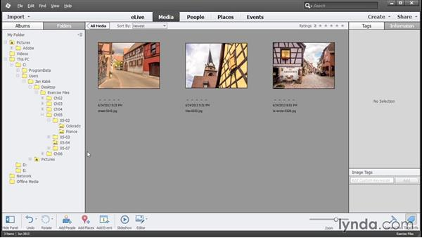 Moving and renaming files: Photoshop Elements 13 Essential Training