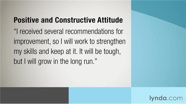 Choose your attitude: Building Resilience