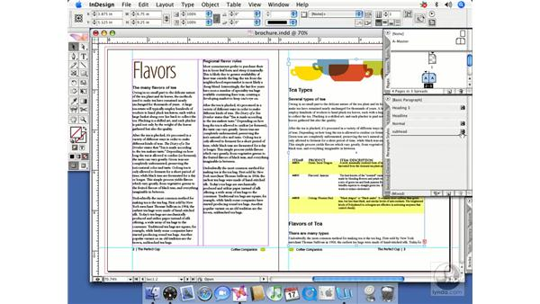 A Word linking workflows: InDesign CS2 Beyond the Basics