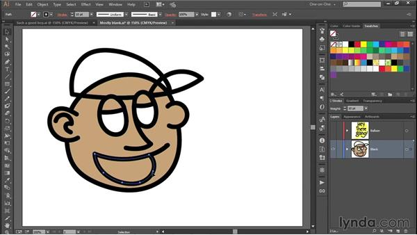 The new and vastly improved Pencil tool (CC 2014): Illustrator CC 2013 One-on-One: Fundamentals