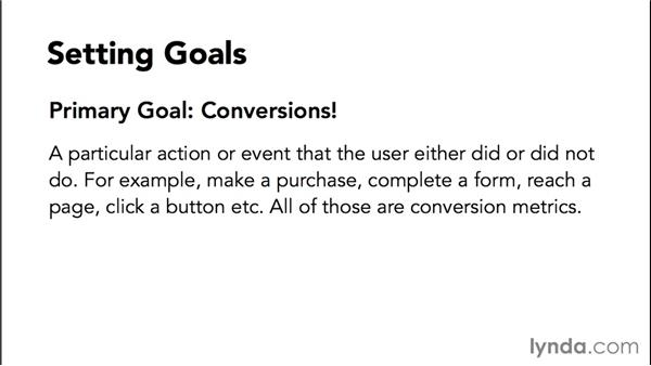 Types of goals: Optimizely Fundamentals
