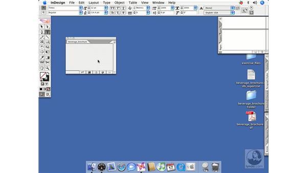 Book extras: InDesign CS2 Beyond the Basics