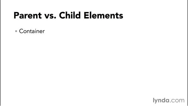Selecting parent and child elements: Optimizely Fundamentals