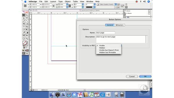 Buttons: InDesign CS2 Beyond the Basics