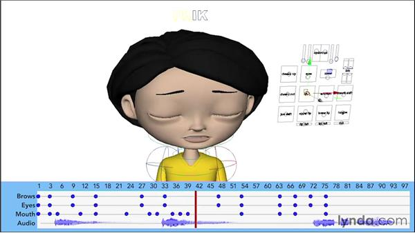Animating lip sync: Character Animation: Dialogue