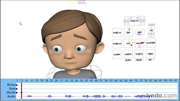Animating the dialogue pass: Character Animation: Dialogue