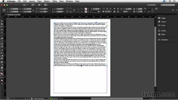 How to quickly generate placeholder text in InDesign: Creative Quick Tips