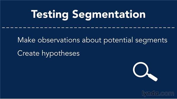 Using segmentation to create relevance: Conversion Rate Optimization Fundamentals