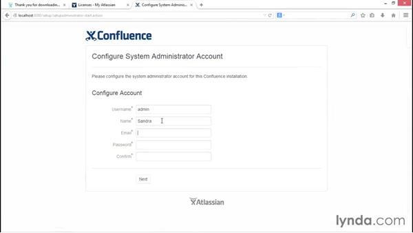 Welcome: Installing and Administering Atlassian Confluence